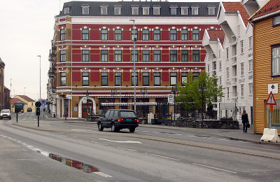 skansen hotell stavanger
